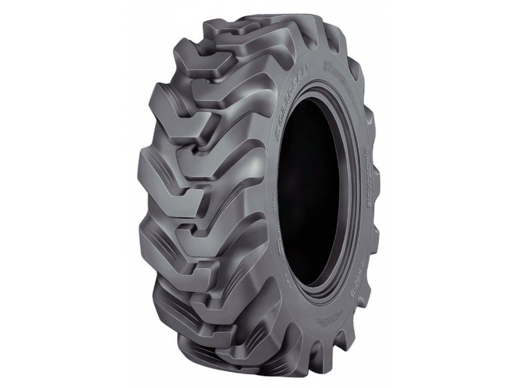 Solideal Backhoe R4 17,5L - 24 na traktorbagry
