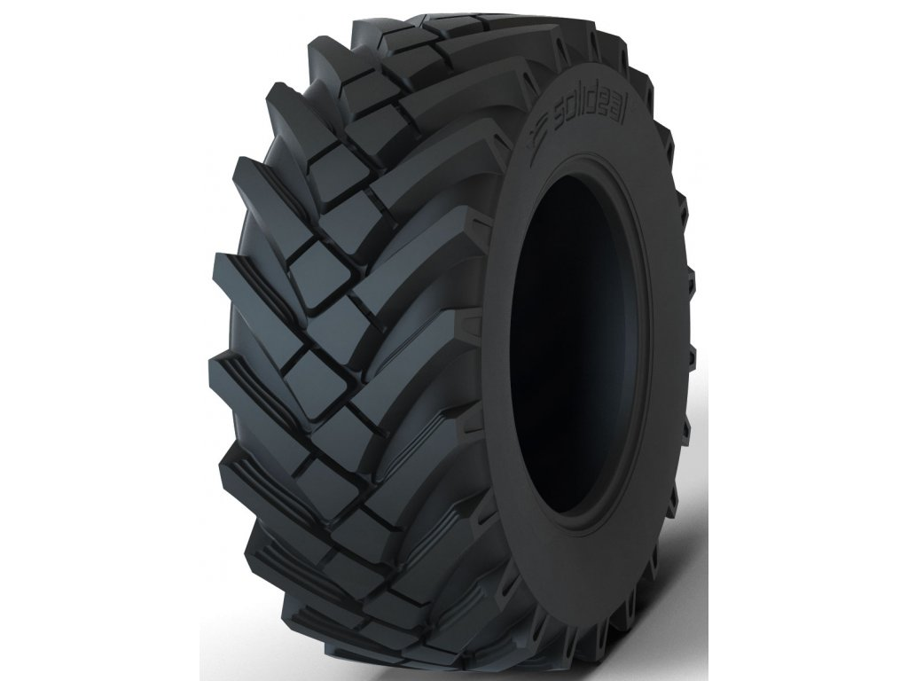 Solideal MPT 405/70-20 na traktorbagr