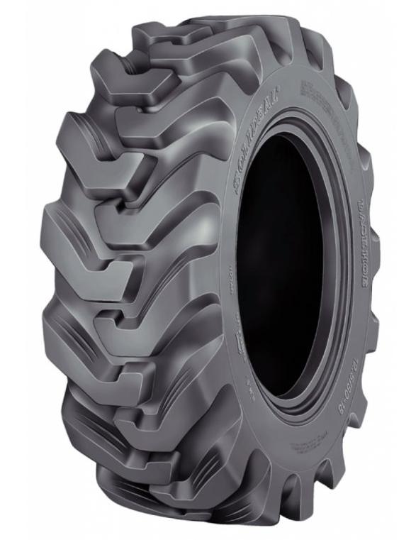 Solideal Backhoe 12,5/80 - 18 pneu na traktorbagr