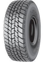 385/95 R 25 *** TL 170E Michelin X-CRANE AT