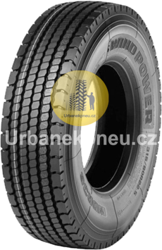 295/80 R 22,5 Windpower WDR 36